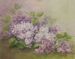 Lilacs Laying